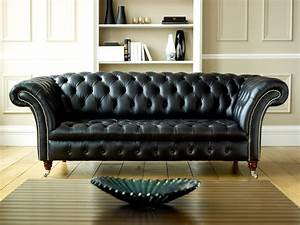The Best Black Chesterfield Sofa The Chesterfield Company