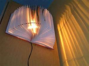 Wandlampe Selber Bauen : lampe selber machen 30 einmalige ideen ~ Lizthompson.info Haus und Dekorationen