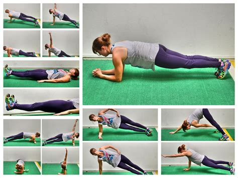pictures of planks perfect plank form redefining strength