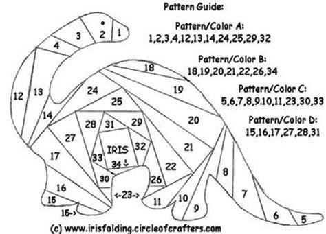 printable iris folding patterns papercraft juxtapost