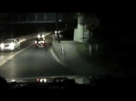 jeep headlights at night j w speaker model 8700 headlights at night driving youtube