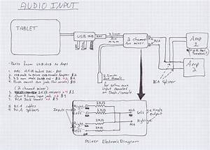 Need A Second Set Of Eyes On My Audio Output Diagram