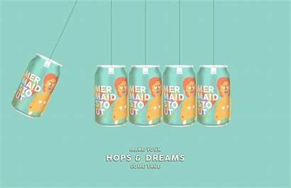 Behance Beer Dreams Hops Branding Fresh Creative