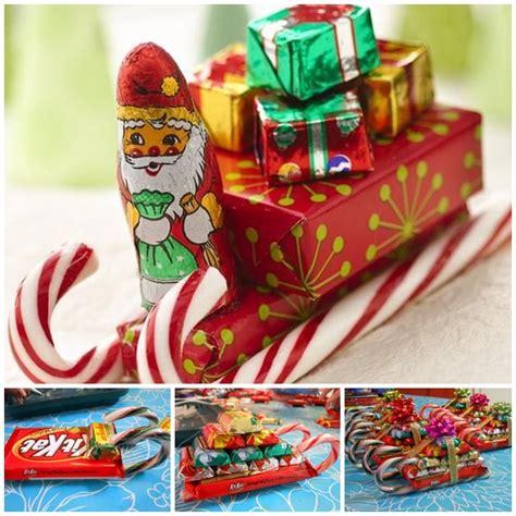 wonderful diy christmas candy cane sleigh