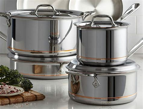 pans everyday pots cook every cookware apple kitchen