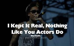 Wiz Khalifa Quotes About The Past – Quotesta