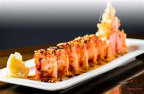 ginza japanese cuisine sushi hibachi fusion