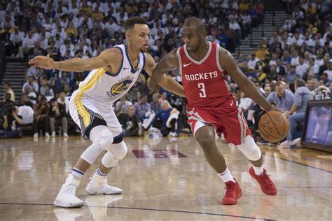 Rockets Beat Warriors As James Harden, Bench Lead Wild
