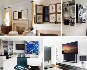 Deco Mur Derriere Tv Latest Dcoration Murale Luxueuse Et