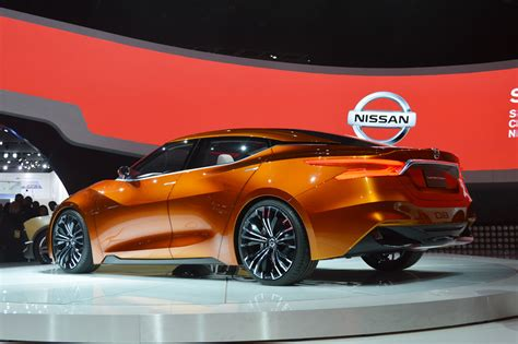 nissan sport sedan nissan sport sedan concept detroit 2014 photo gallery