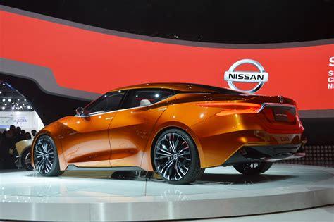 Nissan Sport Sedan Concept Detroit 2018 Photo Gallery