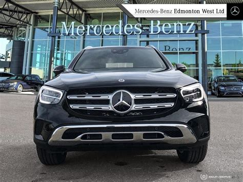 In the luxury category there are a fair share of compact suv's, but i can't imagine any of them having a puddle light the size of this model. New 2020 Mercedes Benz GLC-Class 300 4MATIC SUV SUV in Edmonton, Alberta