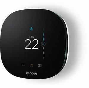 Ecobee3 Lite Smart Wifi Thermostat