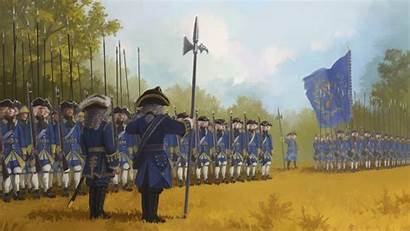 Swedish Infantry Military Deviantart Sweden Uniforms Carolean
