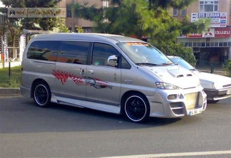 Hyundai Starex Modification by View Of Hyundai Starex Photos Features And Tuning