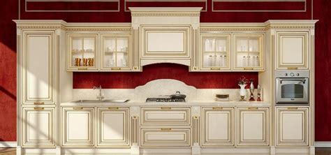 luxury white kitchen cabinets solid wood  gold