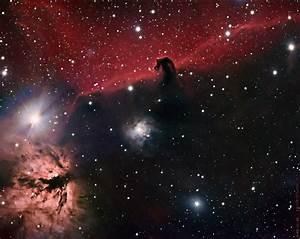 IC434 HorseHead Dark Nebula - Sky & Telescope