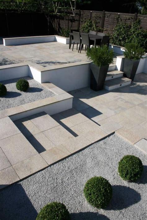 minimalist terrace  deck decor ideas digsdigs