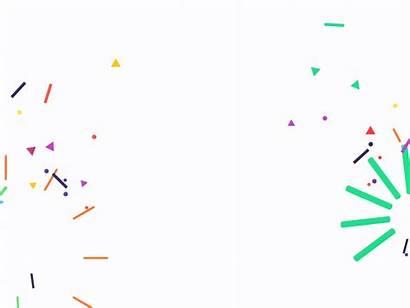 Confettie Lottie Confetti Dribbble Hindi Powerpoint Celebrate