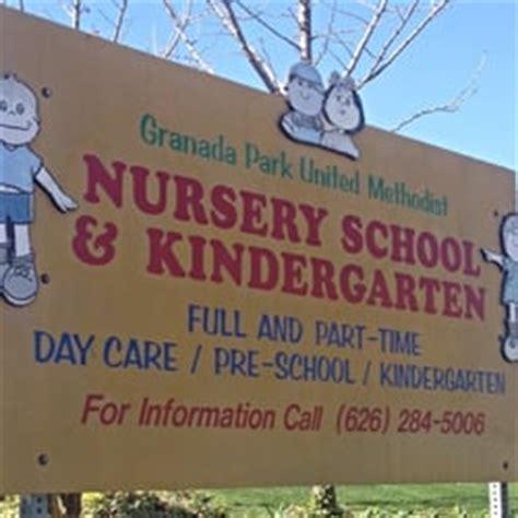 granada preschool granada park united methodist nursery school 234