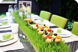 So Lovely Sweet Tables IDEE DECO TABLE BARBECUE