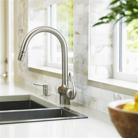 Kitchen Faucet Install by How To Install A Moen Kitchen Faucet
