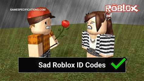 Roblox id codes 2021 can offer you many choices to save money thanks to 17 active results. 65 Popular Sad Roblox ID Codes 2021 - Game Specifications