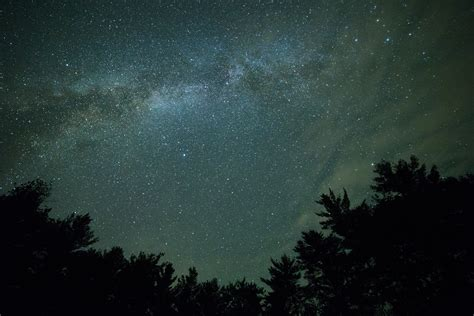 Free Images Silhouette Sky Night Star Milky Way