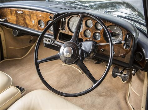 classic bentley interior 1964 bentley s 3 continental coupe mulliner park ward uk