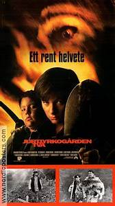PET SEMATARY 2 Movie poster 1992 original Nordic Posters