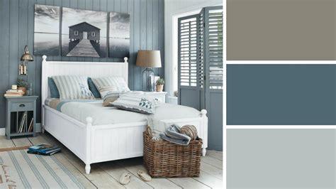 deco chambre bord de mer quel linge de lit dans une chambre bleue