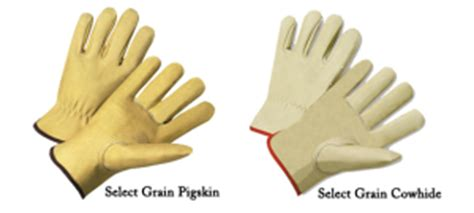 Pigskin Gloves Vs Cowhide Gloves  What's The Difference?