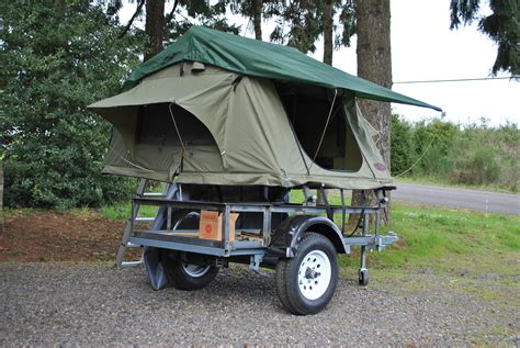 trailer ideas compact camping concepts page