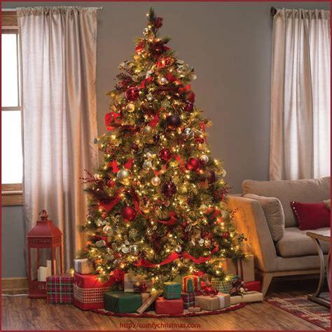 foot prelit christmas tree comfy christmas