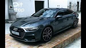Audi A7 2018 : 2018 audi a7 sportback 50 tdi quattro review youtube ~ Nature-et-papiers.com Idées de Décoration