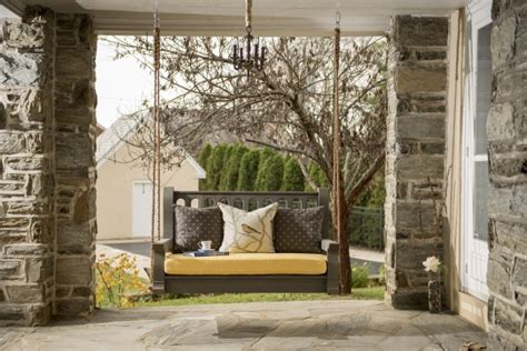 handmade porch swings handcrafted beautiful enduring