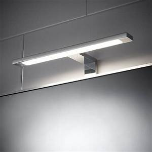 Neptune cob led over mirror t bar light for Over mirror lighting