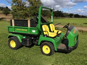 Used John Deere 2030a Pro Gator For Sale