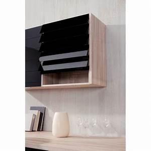 Meuble Rideau Cuisine Ikea : meuble haut de cuisine avec rideau lamelles accessoires de cuisine ~ Melissatoandfro.com Idées de Décoration