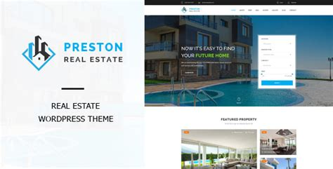 Real Estate Wordpress Theme Free