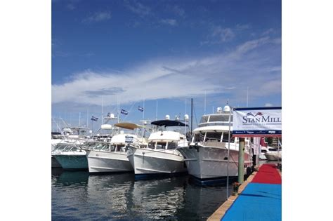 Hotels Near Newport Boat Show by Boat Shows Stan Miller Yacht Sales