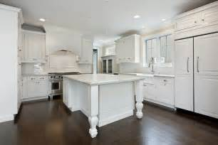 black kitchen island with stainless steel top 35 beautiful white kitchen designs with pictures