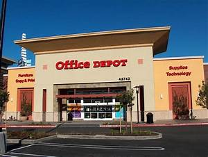 Office Depot Announces Plans To Close 400 Stores And