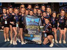 2017 WOW Factor Sports Cheer & Dance Championships CHEER