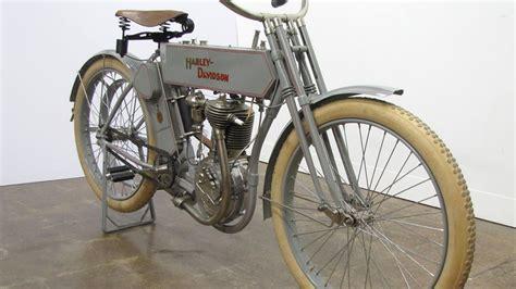 1910 Harley-davidson Single