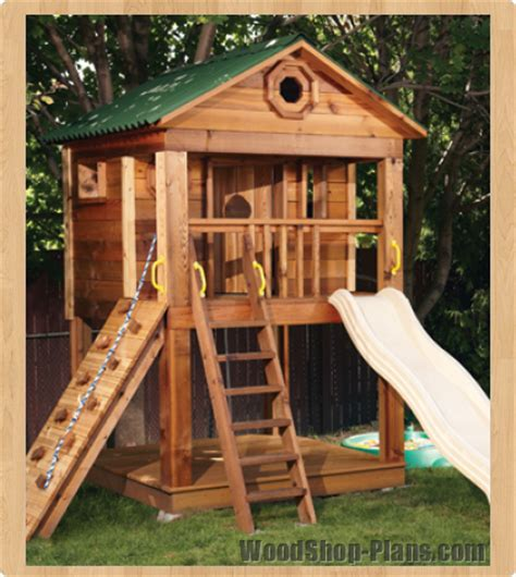 woodwork plans childrens wooden playhouses  plans