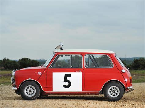 1964 Morris Mini Cooper S Rally Ado15 Race Racing Classic