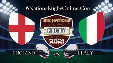 Six Nations Rugby 2021 Schedule