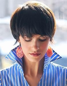 Coiffure Cheveux Court : coupe courte bob printemps t 2015 les plus belles ~ Melissatoandfro.com Idées de Décoration