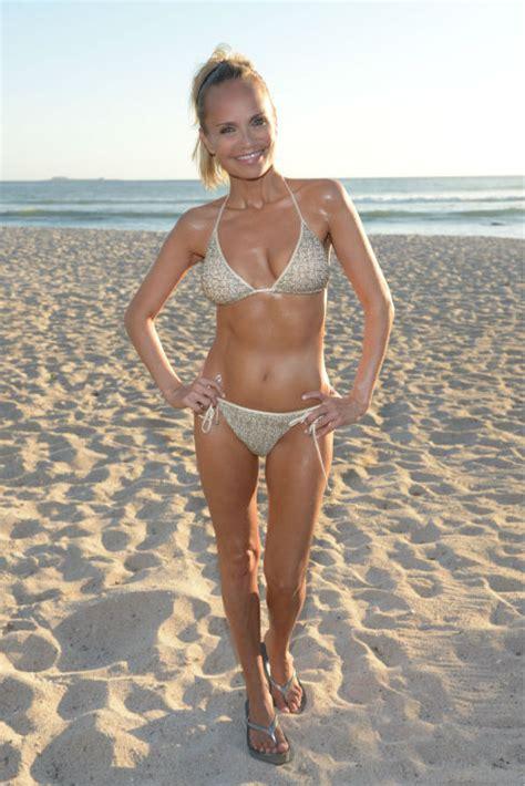 kristin chenoweth sexy celebrity bikini bodies see stars wearing sexy swimwear